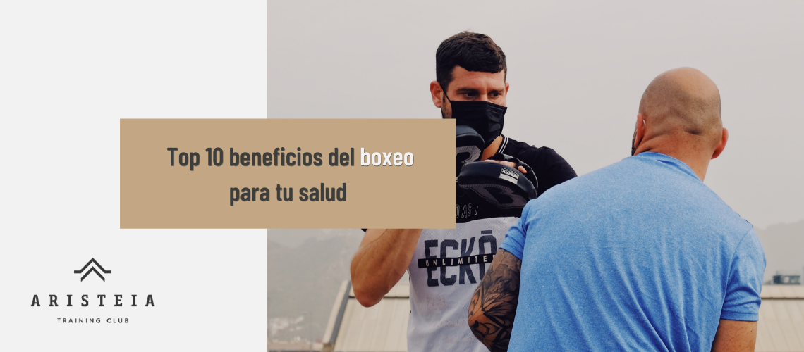 Beneficios del boxeo para tu salud